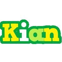 Kian soccer logo