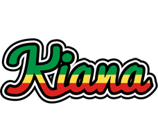 Kiana african logo