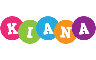 Kiana friends logo