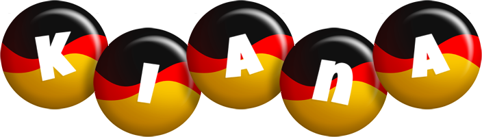 Kiana german logo
