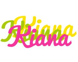 Kiana sweets logo