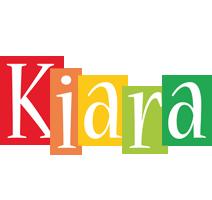 Kiara colors logo