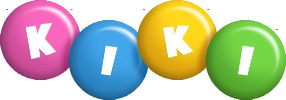 Kiki candy logo