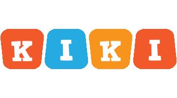 Kiki comics logo