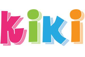 Kiki friday logo