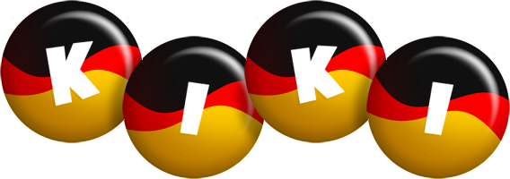 Kiki german logo
