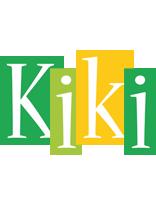 Kiki lemonade logo