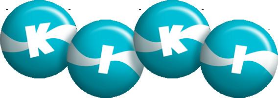 Kiki messi logo