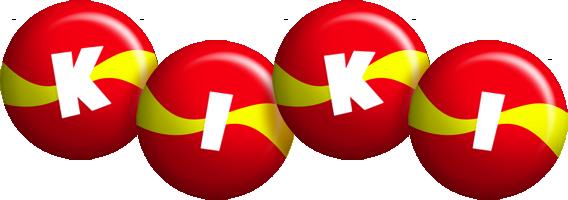 Kiki spain logo