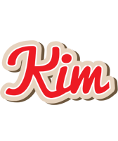 Kim chocolate logo