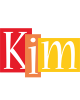 Kim colors logo