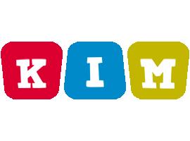 Kim daycare logo