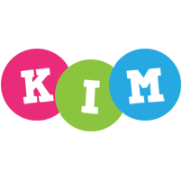 Kim friends logo