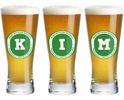 Kim lager logo