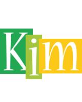 Kim lemonade logo