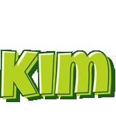 Kim summer logo
