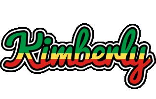 Kimberly african logo