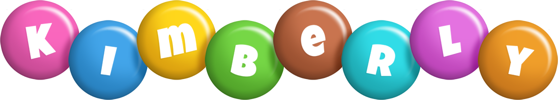 Kimberly candy logo