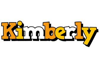 Kimberly cartoon logo
