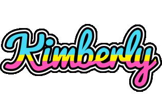 Kimberly circus logo