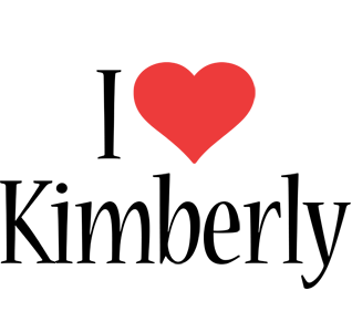 Kimberly i-love logo
