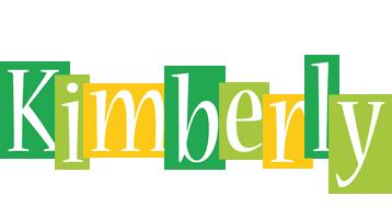 Kimberly lemonade logo