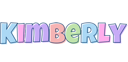 Kimberly pastel logo