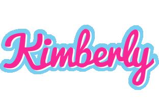 Kimberly popstar logo