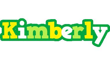 Kimberly soccer logo