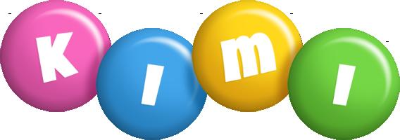 Kimi candy logo