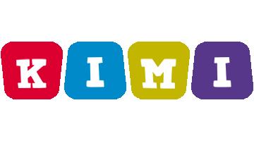 Kimi daycare logo