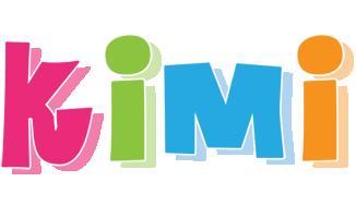 Kimi friday logo