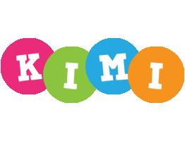 Kimi friends logo