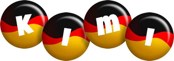 Kimi german logo