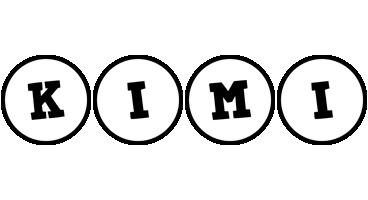 Kimi handy logo