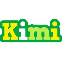 Kimi soccer logo