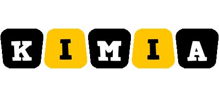 Kimia boots logo