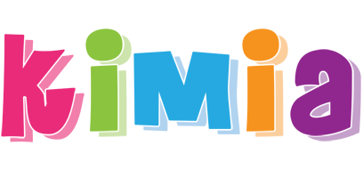Kimia friday logo