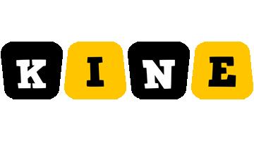 Kine boots logo