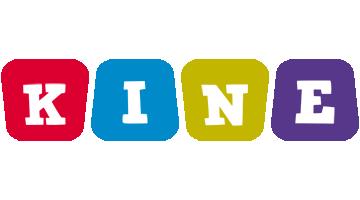 Kine daycare logo