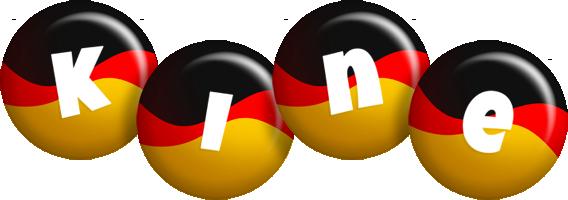 Kine german logo