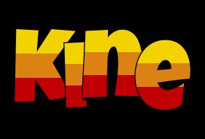 Kine jungle logo