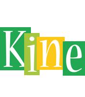 Kine lemonade logo