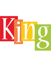 King colors logo