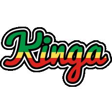 Kinga african logo