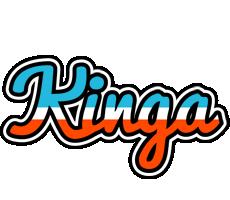 Kinga america logo
