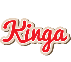 Kinga chocolate logo