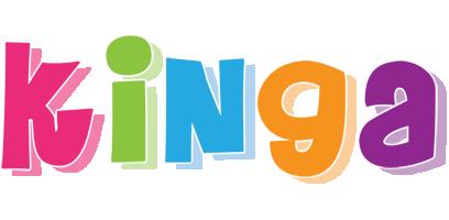 Kinga friday logo