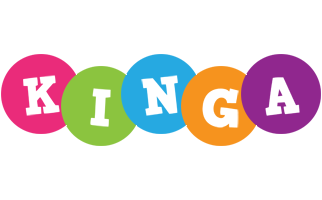 Kinga friends logo