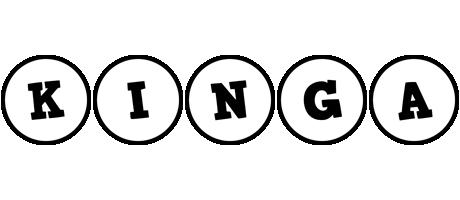 Kinga handy logo